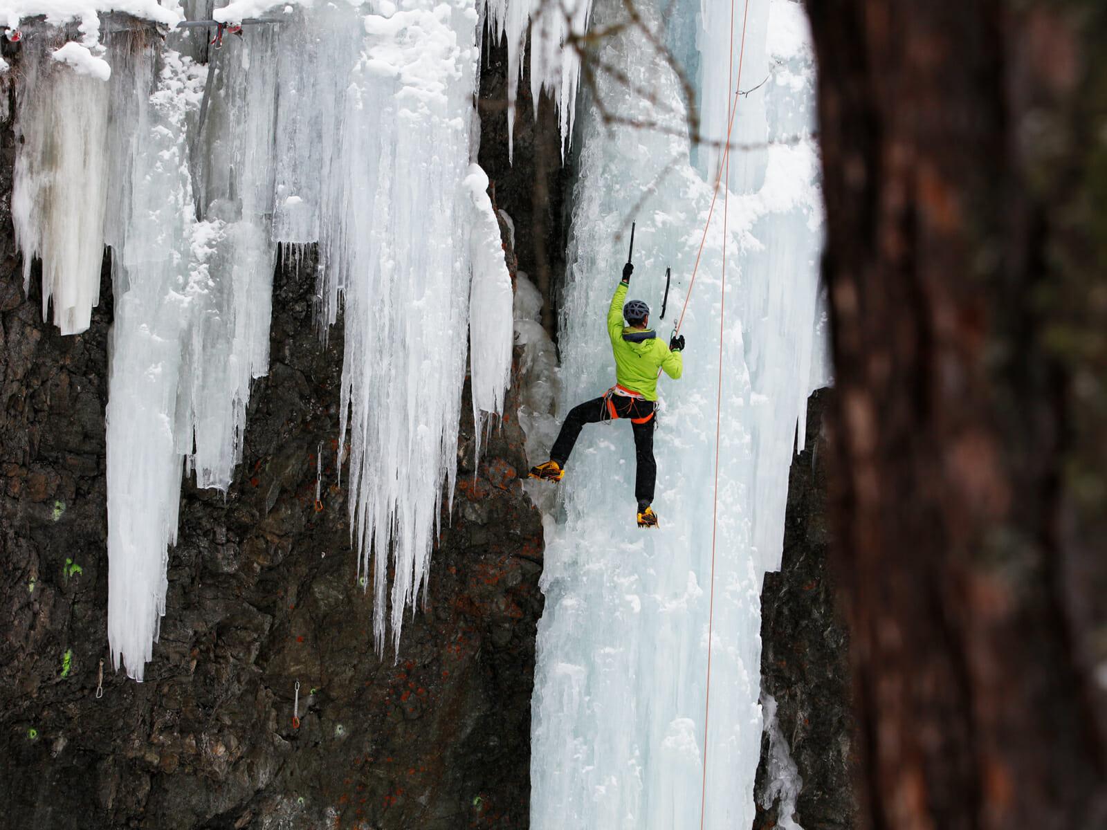 Klettergurt Eisklettern : Klettergurt eisklettern faszination