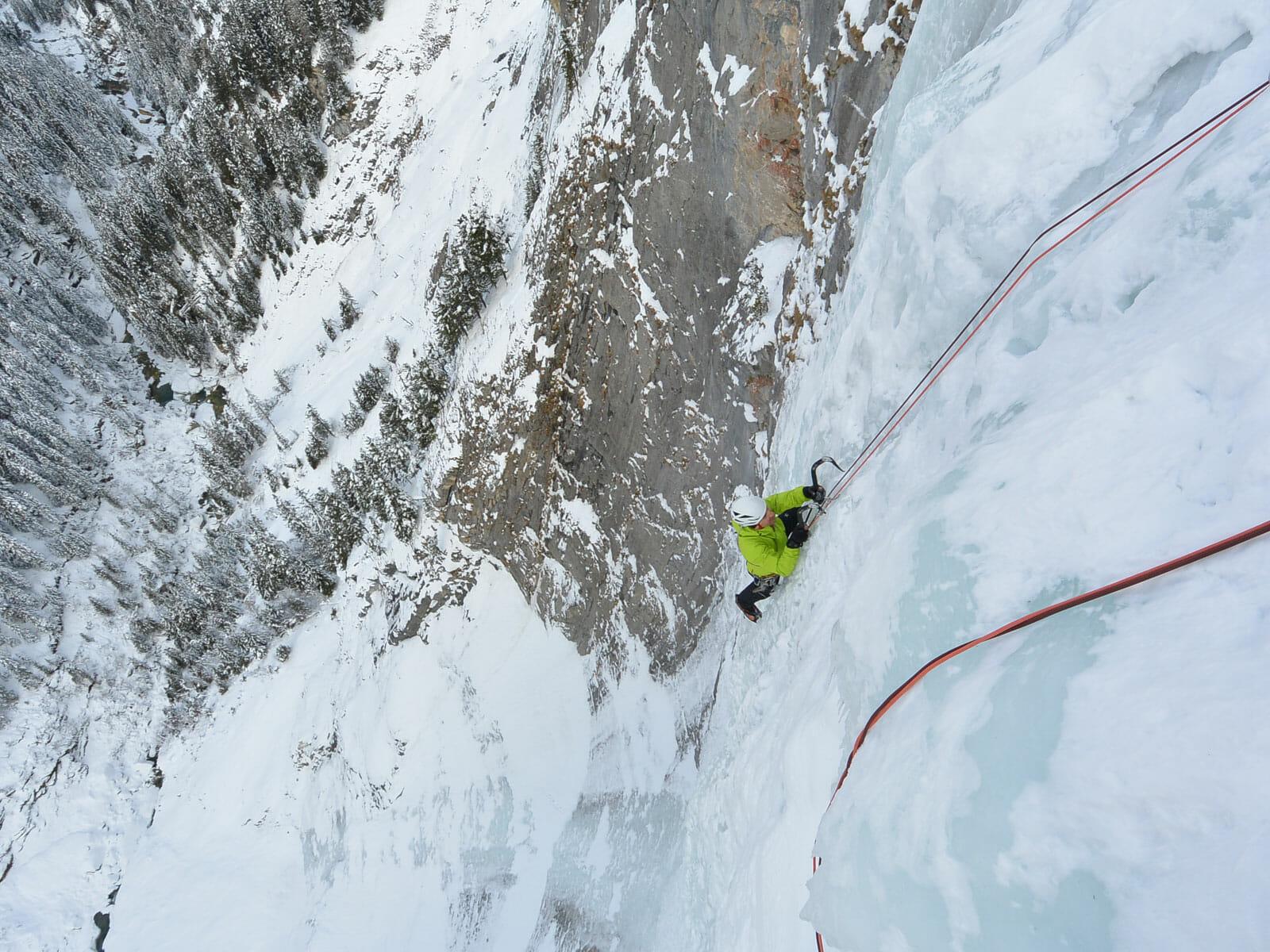 Klettergurt Eisklettern : Eisklettern technikkurs pontresina bergsteigerschule