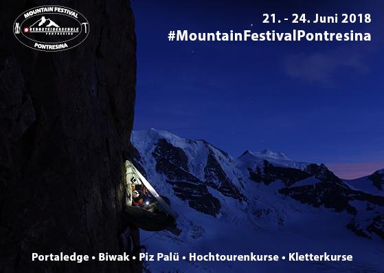 Mountain Festival Pontresina